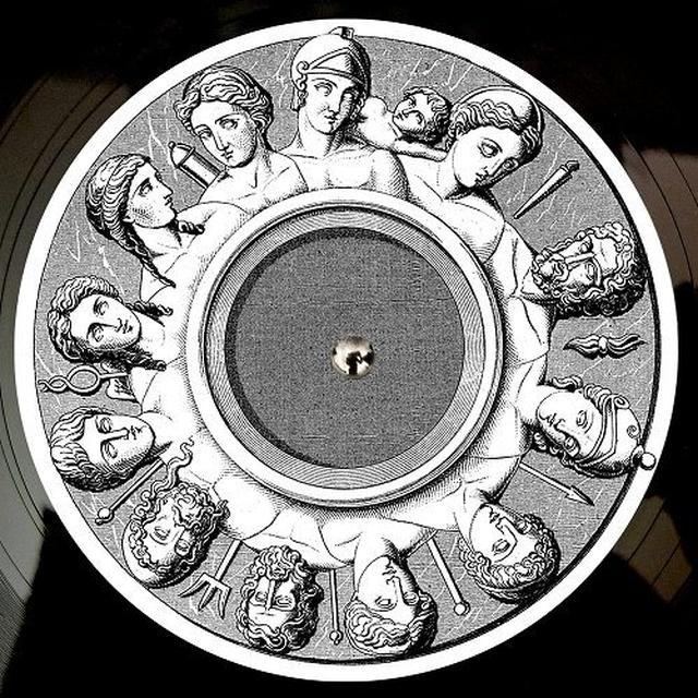 Touch Sensitive PIZZA GUY / SHOW ME Vinyl Record