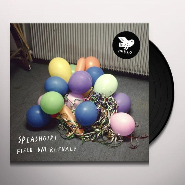 Splashgirl FIELD DAY RITUALS Vinyl Record
