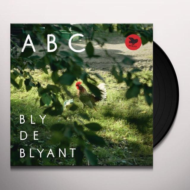 Bly De Blyant ABC Vinyl Record