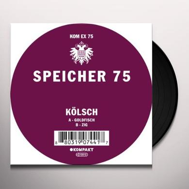Kolsch SPEICHER 75 Vinyl Record