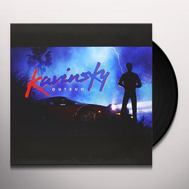 Kavinsky OUTRUN Vinyl Record - Deluxe Edition