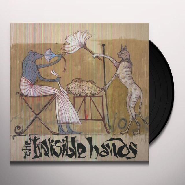 INVISIBLE HANDS Vinyl Record