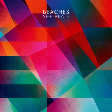 Beaches SHE BEATS Vinyl Record
