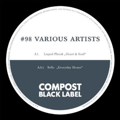 Liquid Phonk / Sello COMPOST BLACK LABEL 98 Vinyl Record