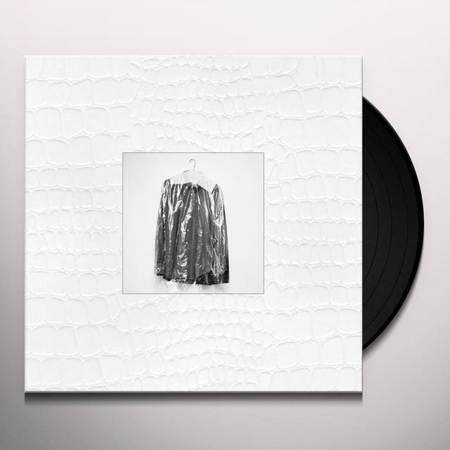 John Roberts FENCES Vinyl Record
