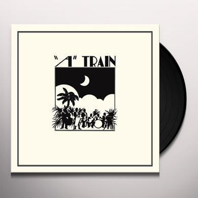TRAIN Vinyl Record