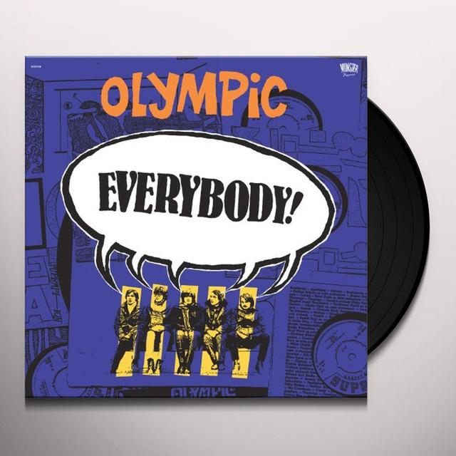 Olympic EVERYBODY Vinyl Record