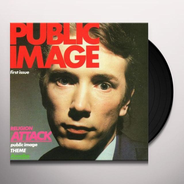 Public Image Ltd ( Pil ) FIRST ISSUE Vinyl Record