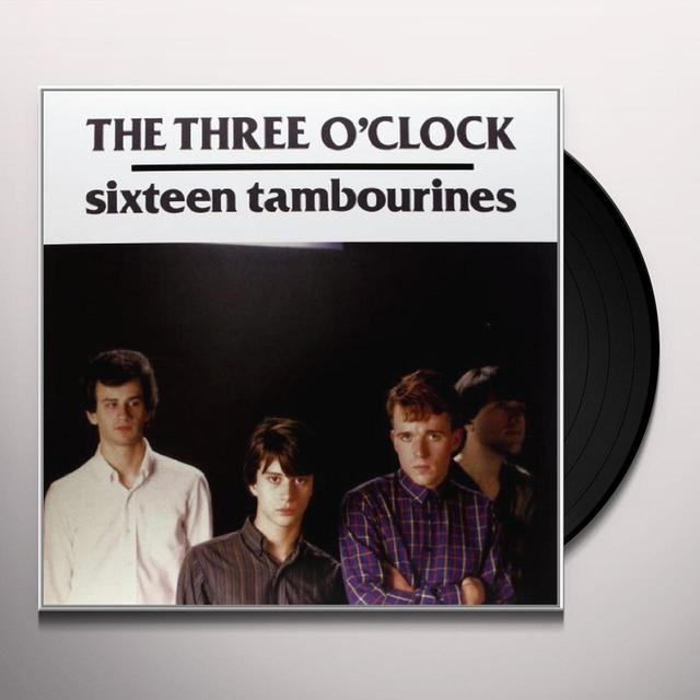 The Three O'Clock SIXTEEN TAMBOURINES Vinyl Record