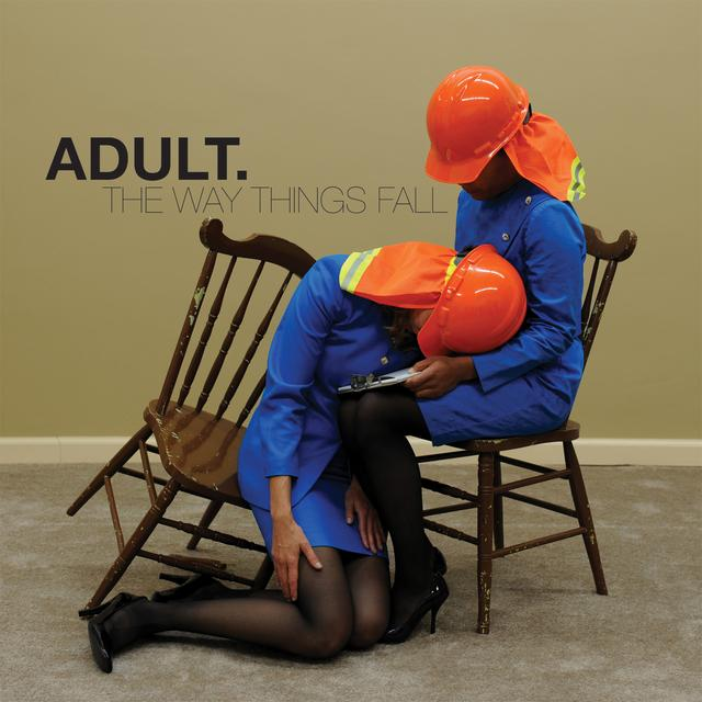 ADULT. WAY THINGS FALL Vinyl Record