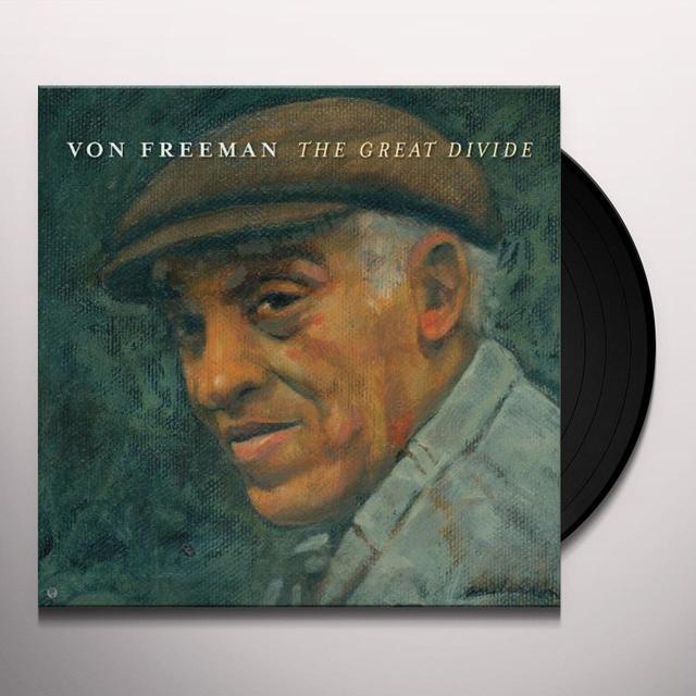 Von Freeman GREAT DIVIDE Vinyl Record