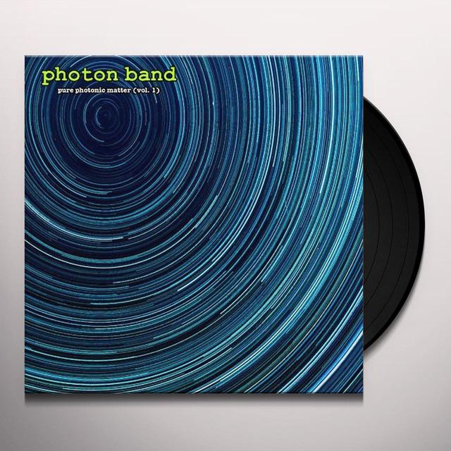 Photon Band PURE PHOTONIC MATTER (VOLUME 1) Vinyl Record