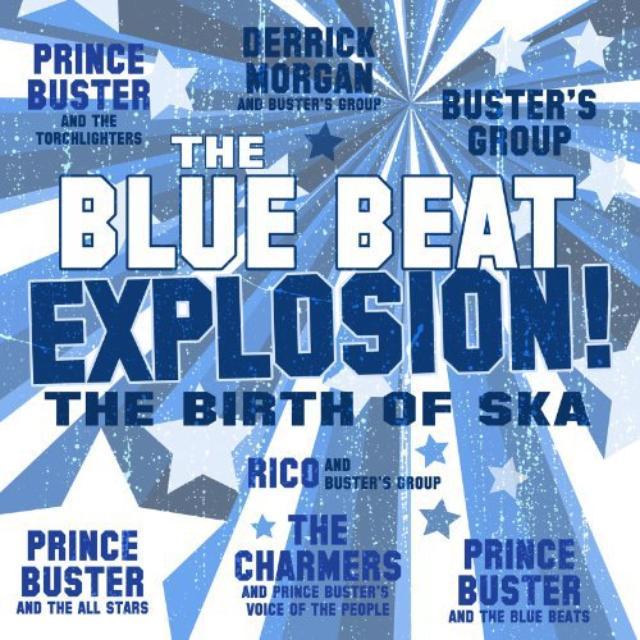 Blue Beat Explosion / Various