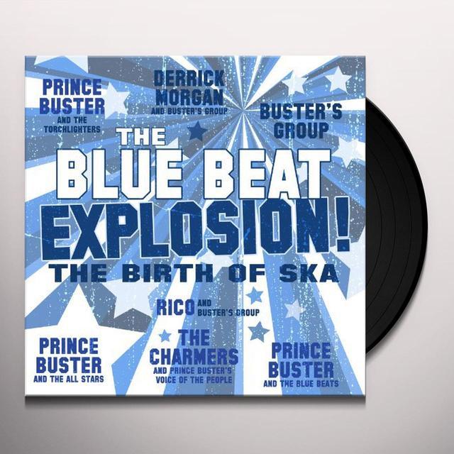 BLUE BEAT EXPLOSION / VARIOUS Vinyl Record