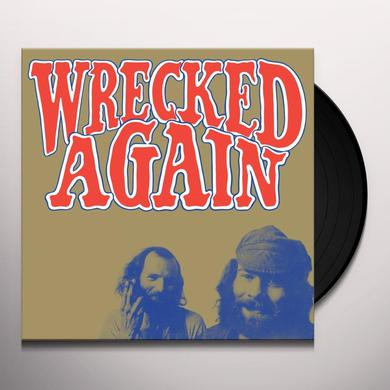 Michael Chapman WRECKED AGAIN Vinyl Record