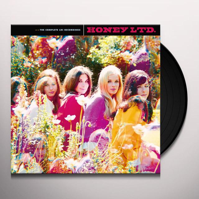 Honey Ltd COMPLETE LHI RECORDINGS Vinyl Record