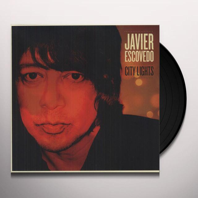 Javier Escovedo CITY LIGHTS Vinyl Record