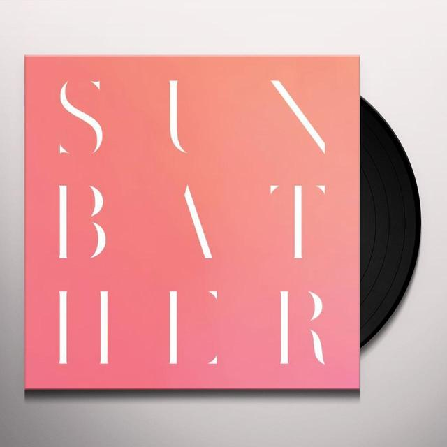 Deafheaven SUNBATHER Vinyl Record