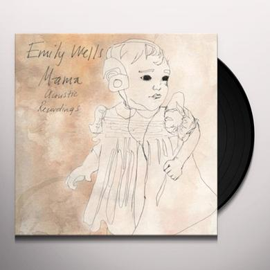 Emily Wells MAMA ACOUSTIC RECORDINGS Vinyl Record