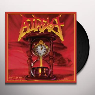 Atheist PIECE OF TIME Vinyl Record