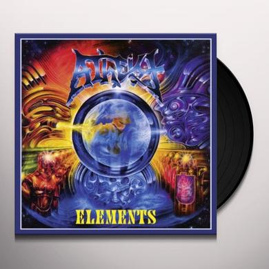 Atheist ELEMENTS Vinyl Record