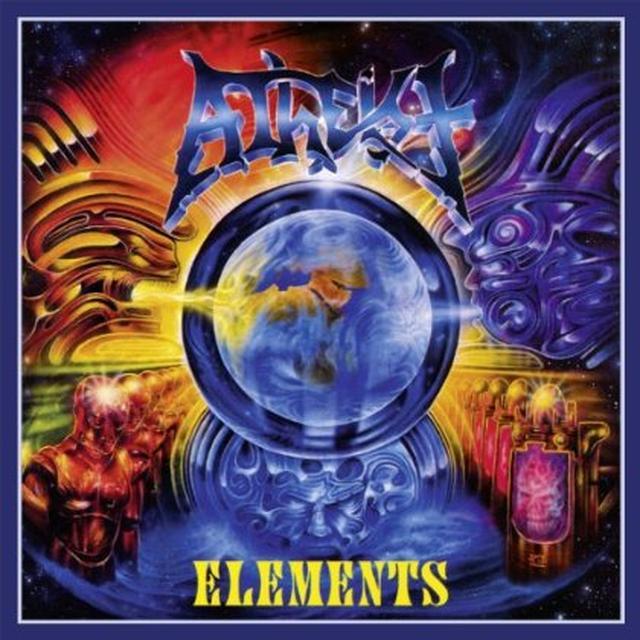 Atheist ELEMENTS Vinyl Record