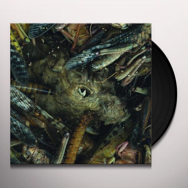 Hessian MANEGARMR Vinyl Record