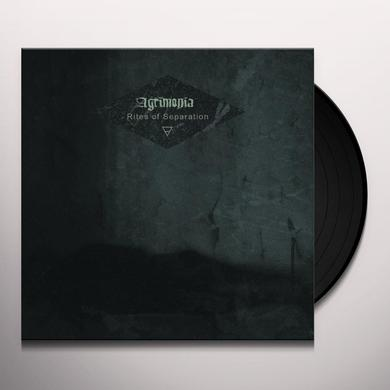Agrimonia RITES OF SEPARATION Vinyl Record
