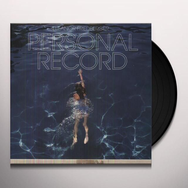 Eleanor Friedberger PERSONAL RECORD Vinyl Record - Digital Download Included