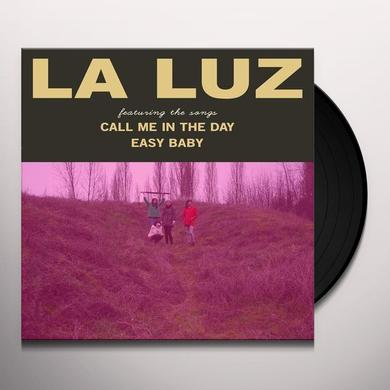 Luz CALL ME IN THE DAY / EASY BABY Vinyl Record