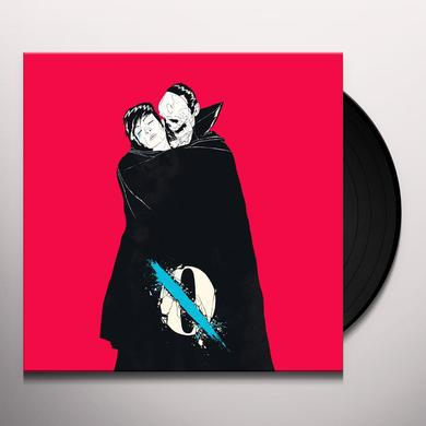 Queens Of The Stone Age LIKE CLOCKWORK Vinyl Record