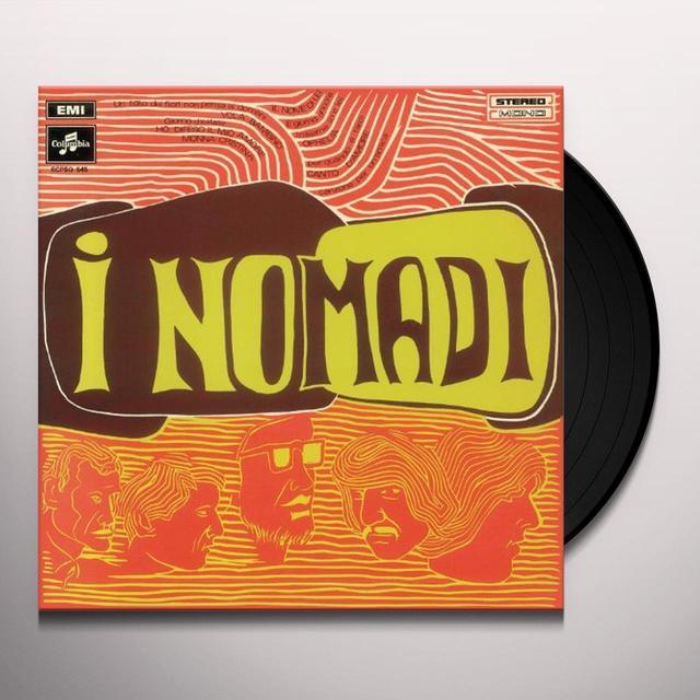 NOMADI Vinyl Record