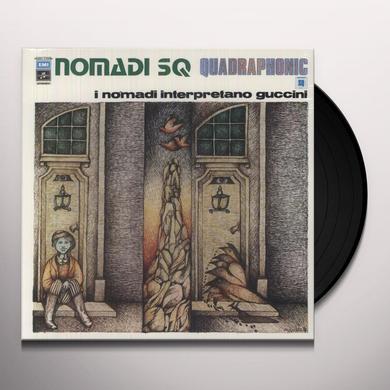 Nomadi INTERPRETANO GUCCINI Vinyl Record