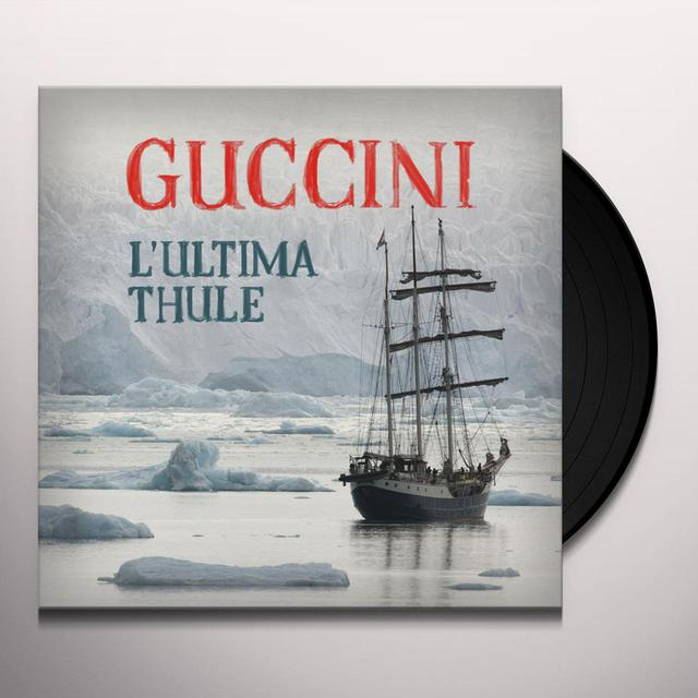Francesco Guccini L'ULTIMA THULE Vinyl Record