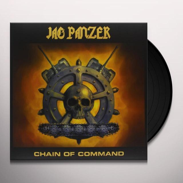 Jag Panzer CHAIN OF COMMAND (BONUS TRACKS) (Vinyl)