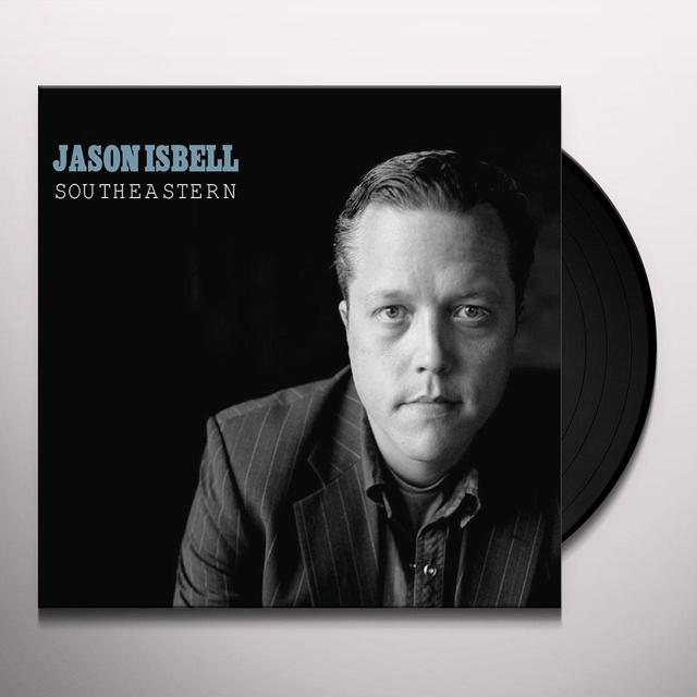 Jason Isbell SOUTHEASTERN Vinyl Record - 180 Gram Pressing