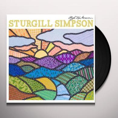 Sturgill Simpson HIGH TOP MOUNTAIN Vinyl Record
