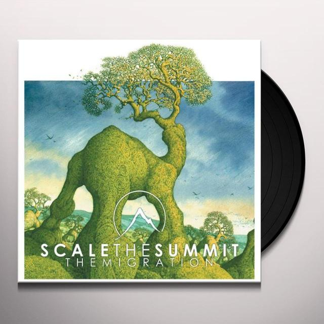 Scale Them Summit MIGRATION Vinyl Record - 180 Gram Pressing, Digital Download Included