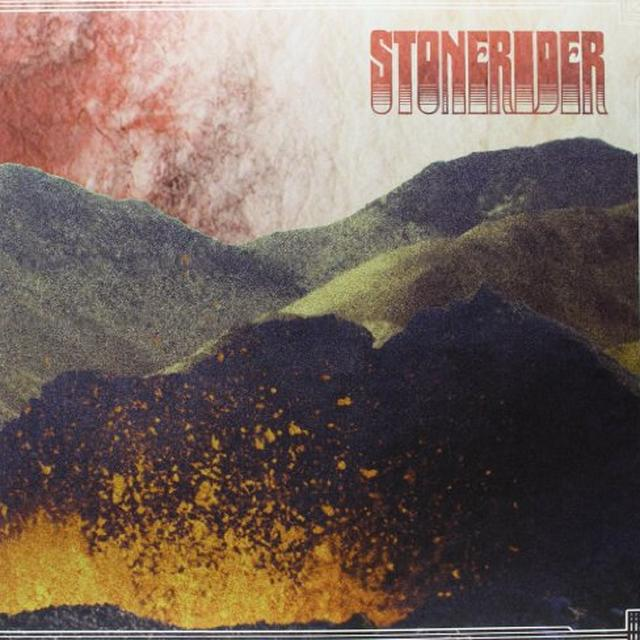 Stonerider FOUNTAINS LEFT TO WAKE Vinyl Record