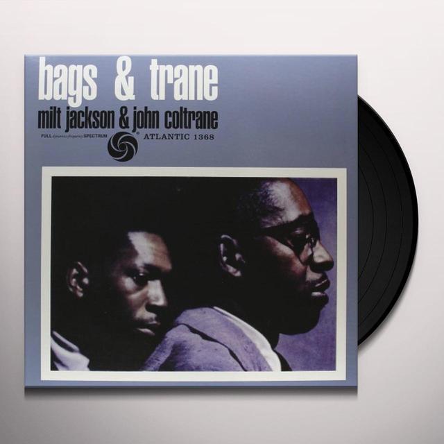 Milt Jackson / John Coltrane BAGS & TRANE Vinyl Record