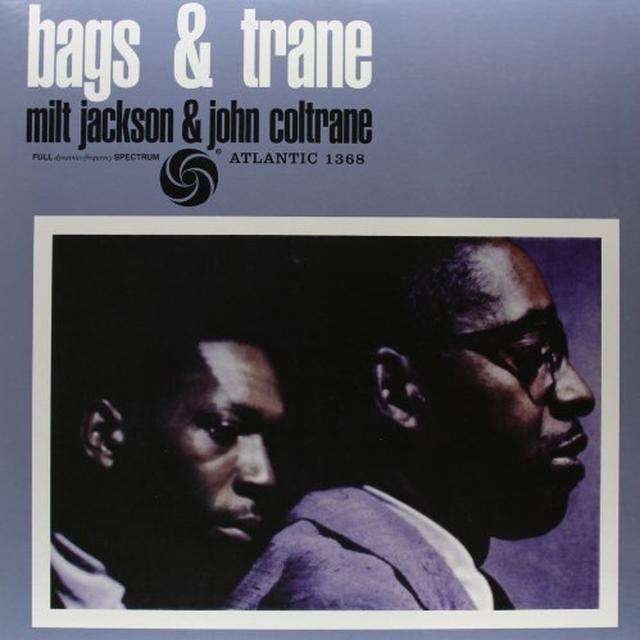 Milt Jackson / John Coltrane BAGS & TRANE Vinyl Record - 180 Gram Pressing