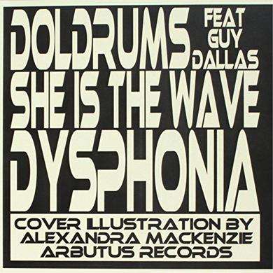 Doldrums SHE IS THE WAVE Vinyl Record