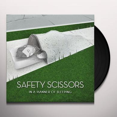 Safety Scissors IN A MANNER OF SLEEPING Vinyl Record