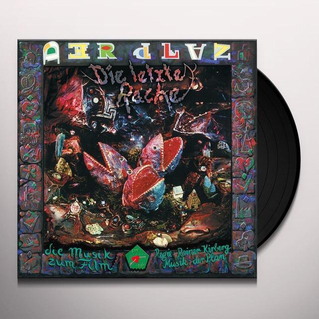 Der Plan DIE LETZTE RACHE Vinyl Record