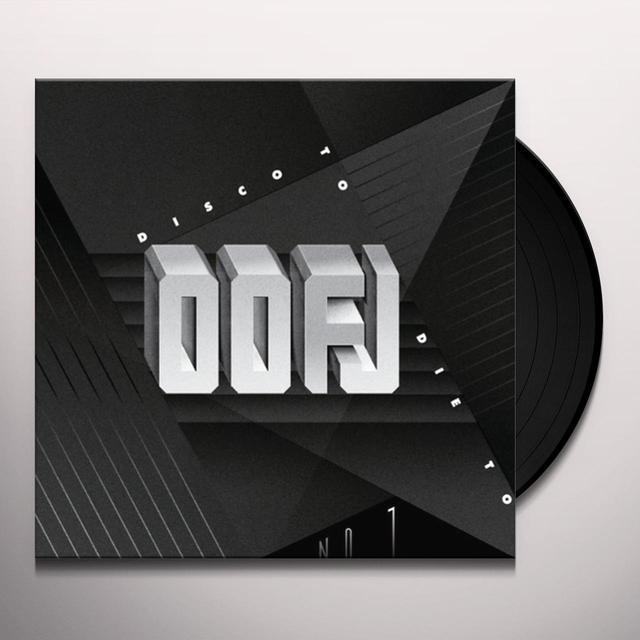 Oofj DISCO TO DIE TO Vinyl Record
