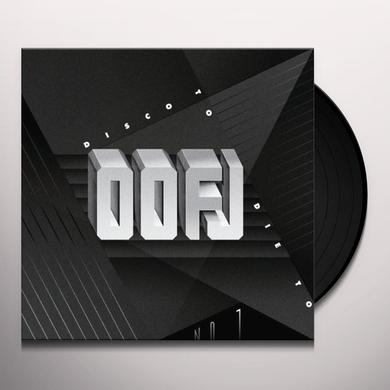 Oofj DISCO TO DIE TO Vinyl Record