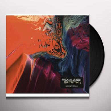 Burnt Friedman / Jaki Liebezeit SECRET RHYTHMS 5 Vinyl Record