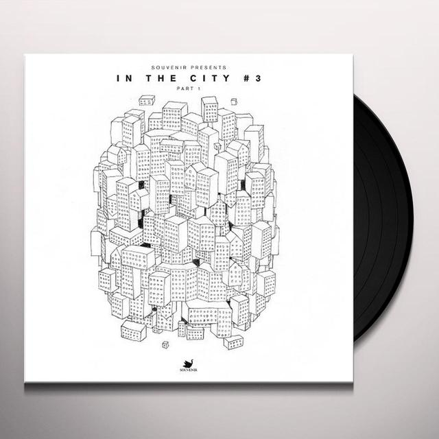 IN THE CITY #3 - PART 1 / VARIOUS Vinyl Record