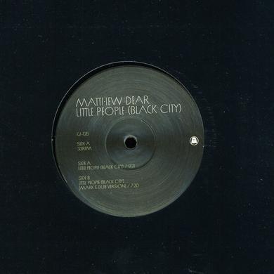 Dear Matthew LITTLE PEOPLE Vinyl Record