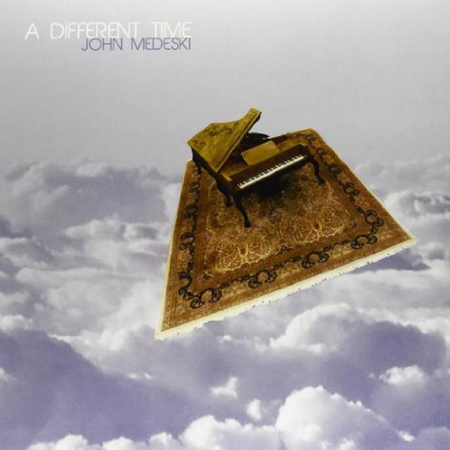 John Medeski DIFFERENT TIME (Vinyl)